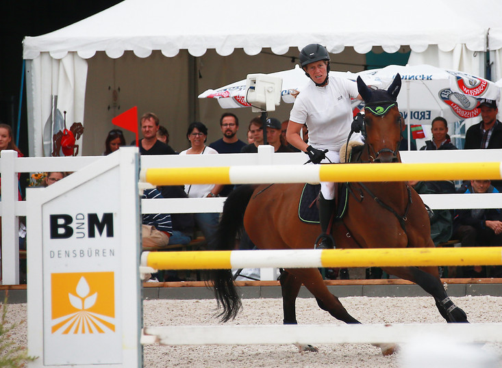 Barbara Schnieper |Summer Jumping Festival | reitsportarena