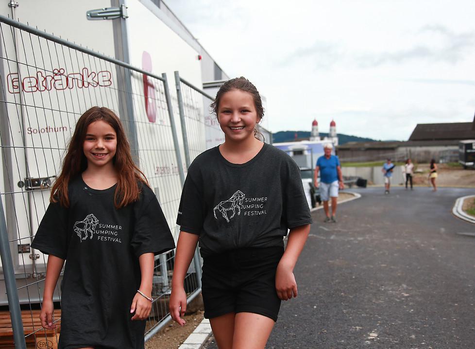 Turnierengel |Summer Jumping Festival | reitsportarena