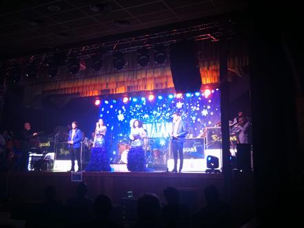 Vilobí s'acomiada del 2020 amb un emotiu concert de nadal amb la Selvatana