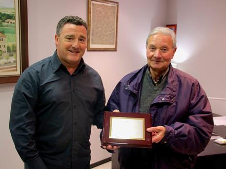 El Melitón es jubila després de 25 anys treballant per Vilobí
