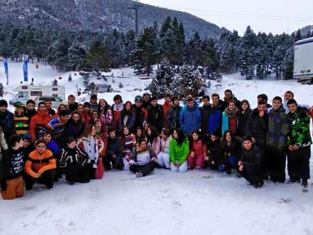Esquiada Jove 2015