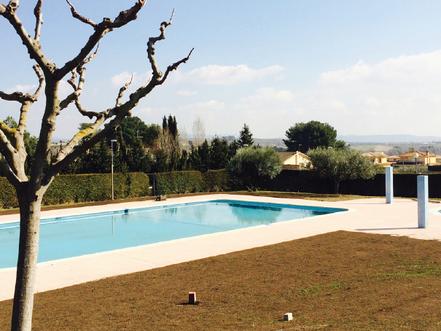 Reformes i manteniments de la piscina municipal