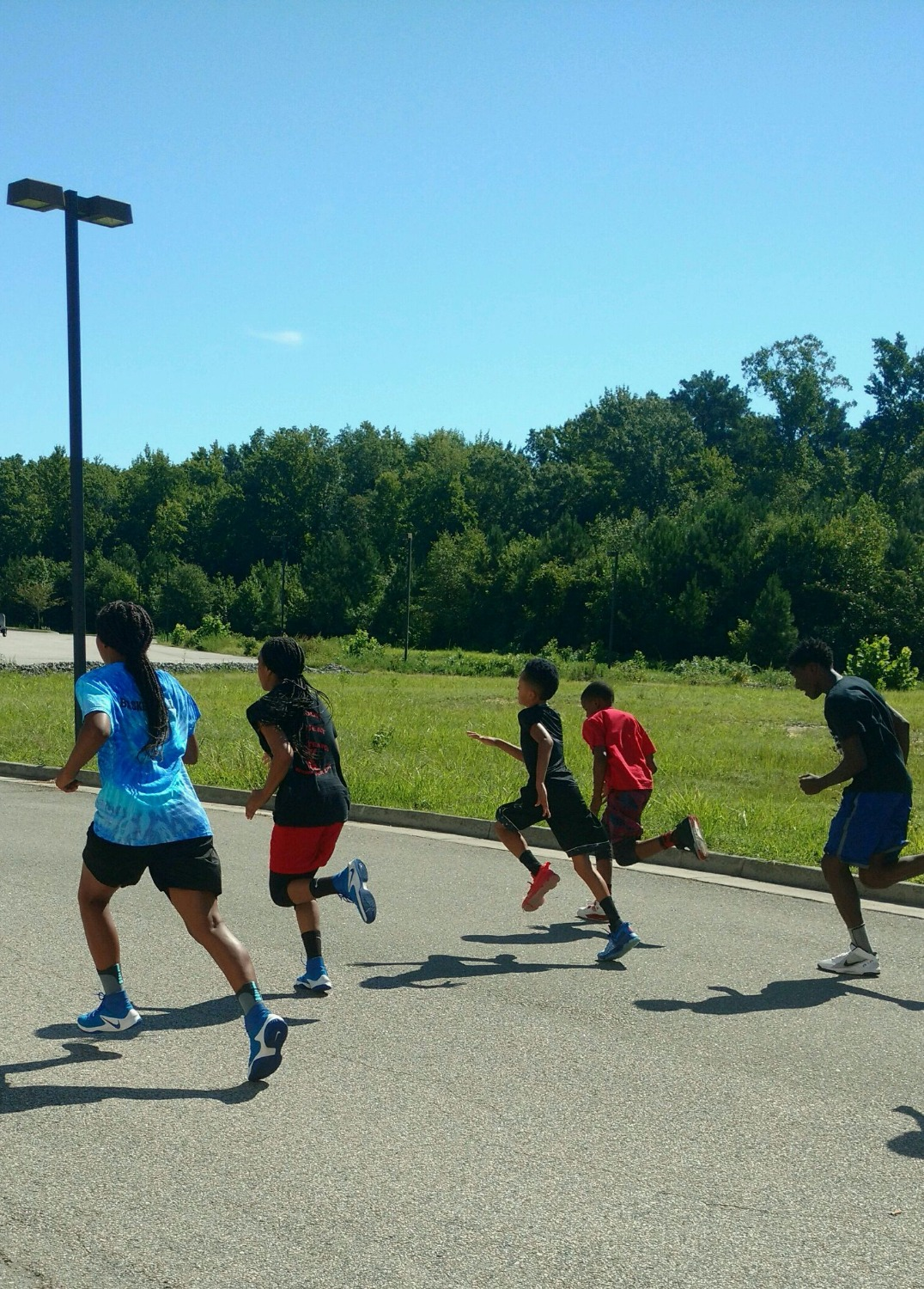Save-A-Seed Fit and Fun Summer Camp