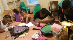 Save-A-Seed Fit and Fun Summer Camp: Community Service Bookbag Giveaway