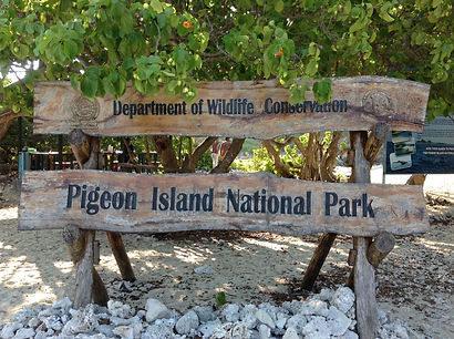 Pigeon Island National Park sign.JPG