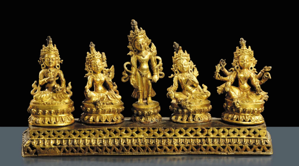 Nepal XVIII sec.