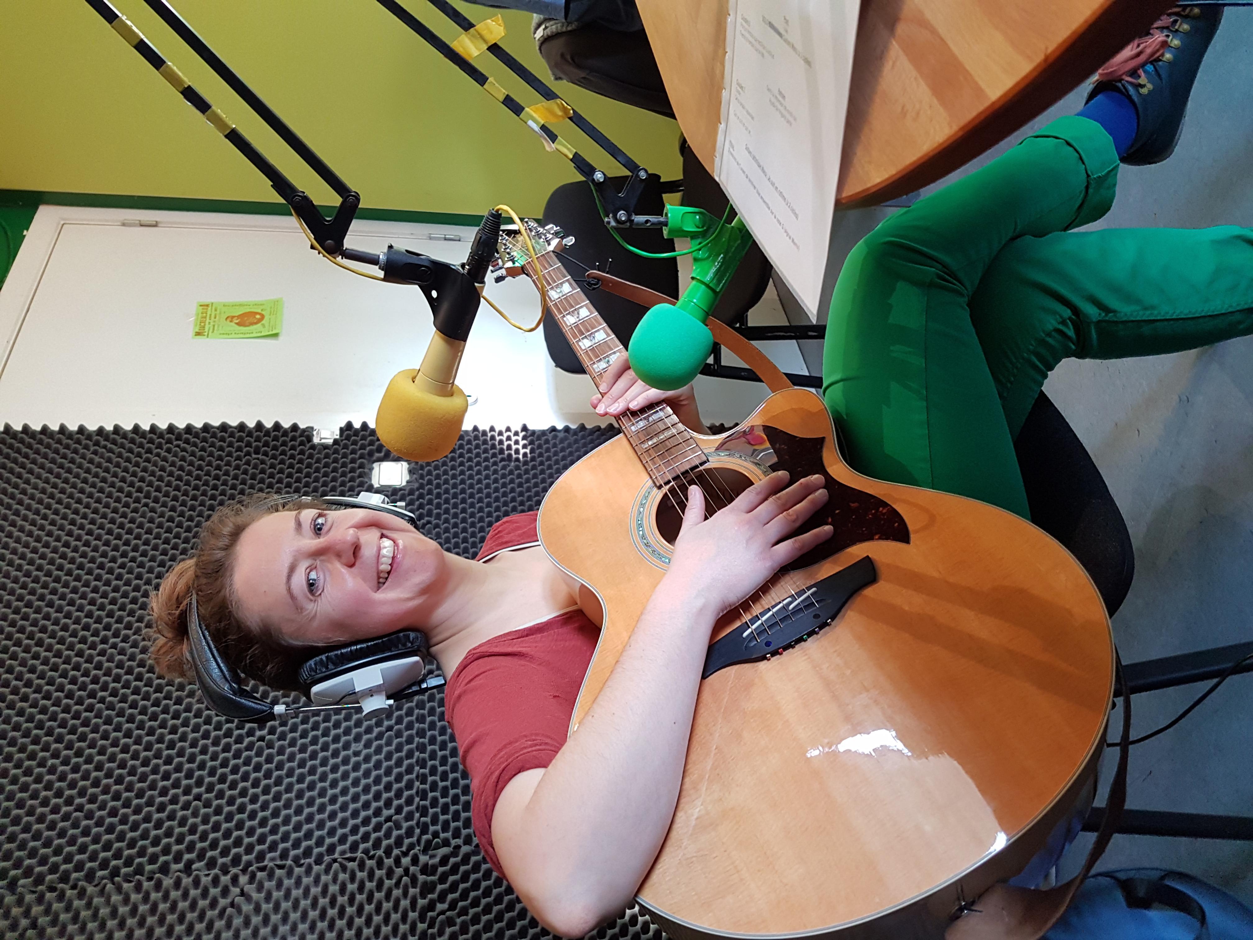 May 2017 - Radio Panik - Brussels
