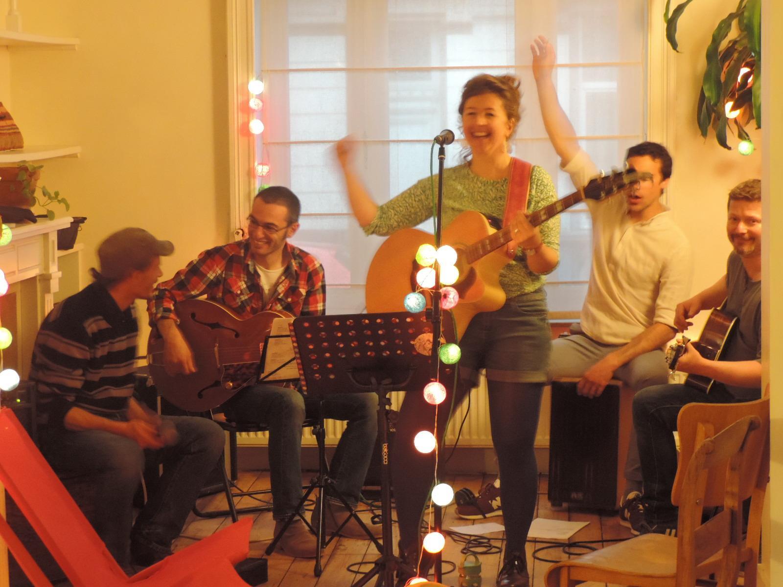 Concert de lancement Growfunding