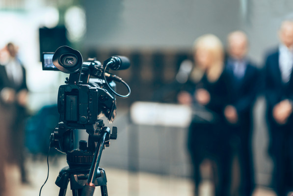 videocamera conferentie