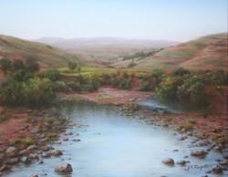 Drakensberg River