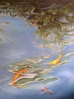 Watery reflectios