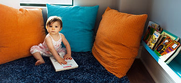 Toddler Reading Corner