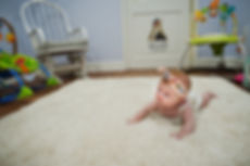 Infant Tummy Time Rug