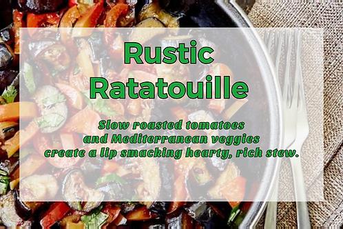 Rustic Ratatouille