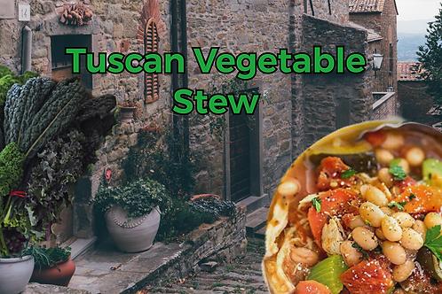 Tuscan Veggie Stew