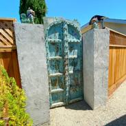 Door to the casita