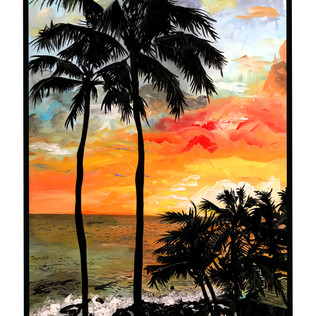 Johns sunset