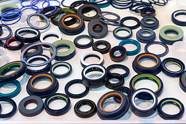 Various rubber products and sealing prod