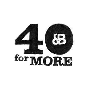 40 for More Logo Plate.jpg