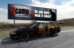 In Game Ad 3-Need For Speed
