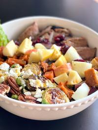 Harvest Steak Salad Bowl