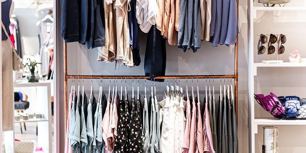 October Sip & Shop