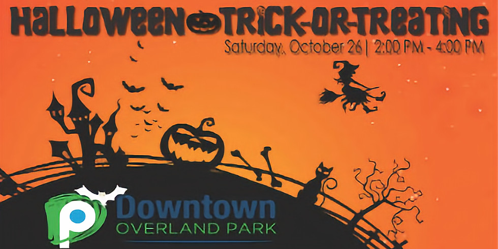 Halloween Trick-Or-Treating, Downtown Overland Park