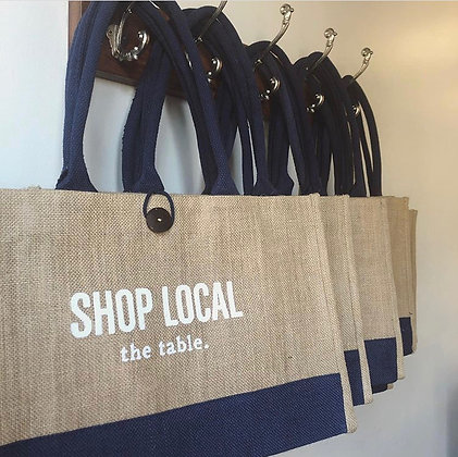 """Shop Local"" Bag"