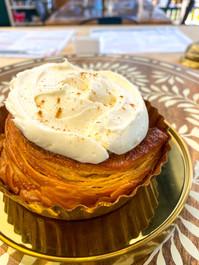 Cinnamon Roll Croissant