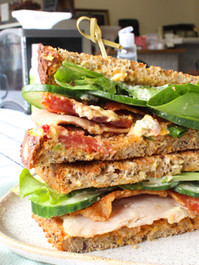 Club Remix Sandwich