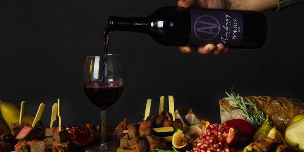 Aubrey Vineyards Norton 2018 Wine Release Party