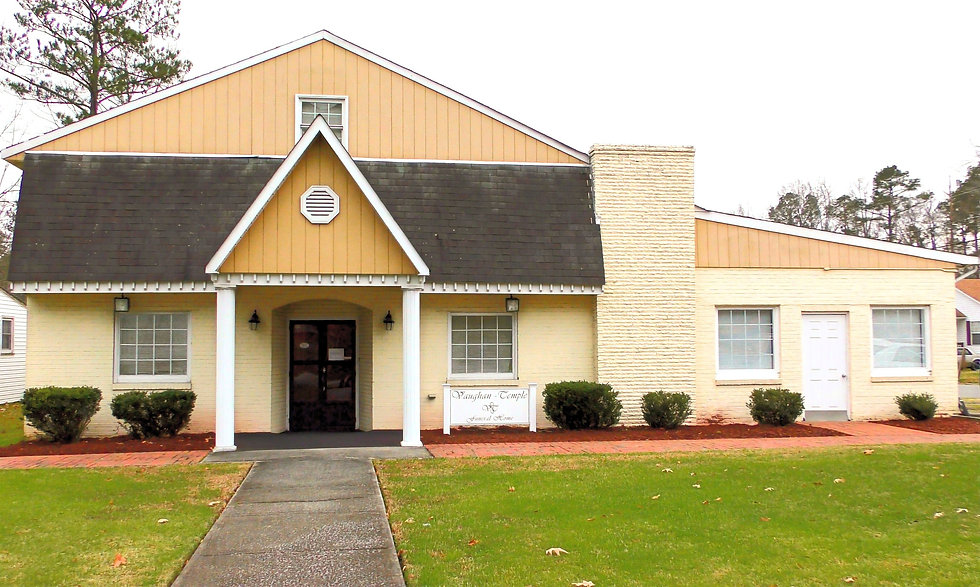 Vaughan Temple Funeral Home
