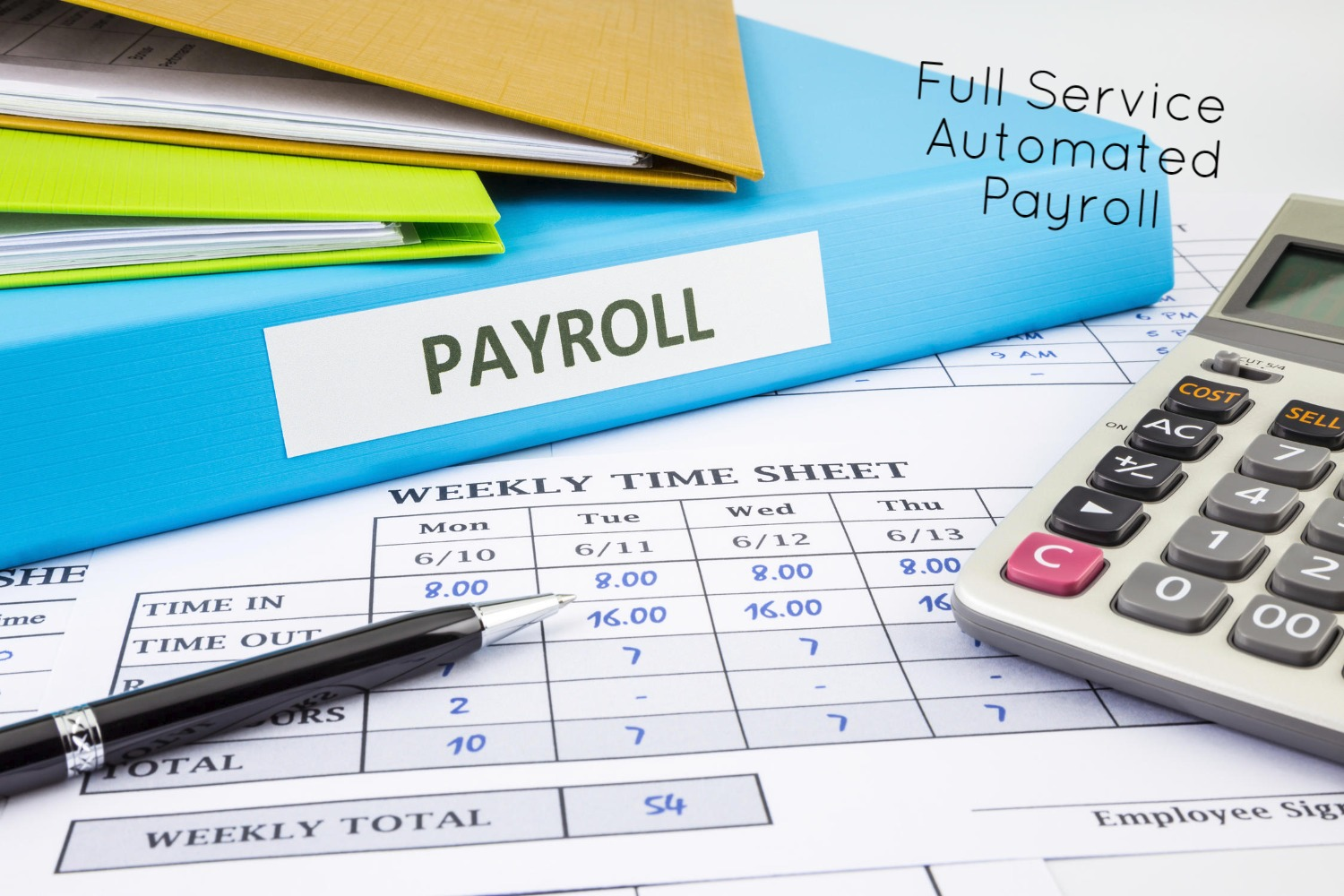 Fully Automated Full Service Payroll 2015-2-26-8:4:16