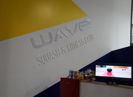 3o ΠΕΙΡΑΙΑ Open 2019 Squash Tournament – Wave!