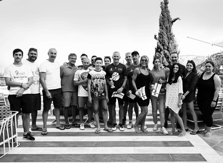 2o ΡΟΔΟΣ Open 2019 Squash Tournament – PORTO ANGELI!