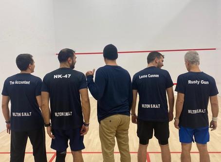4o ΠΕΙΡΑΙΑ Open 2019 Squash Tournament – Wave Team!
