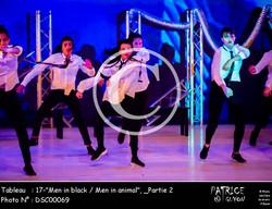 _Partie 2, 17--Men in black - Men in animal--DSC00069