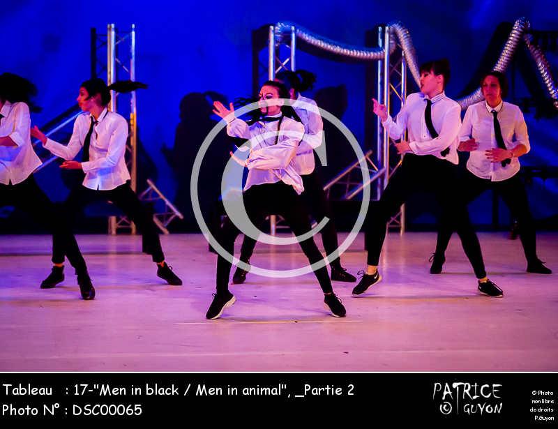 _Partie 2, 17--Men in black - Men in animal--DSC00065