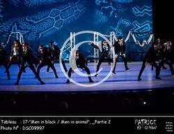 _Partie 2, 17--Men in black - Men in animal--DSC09997