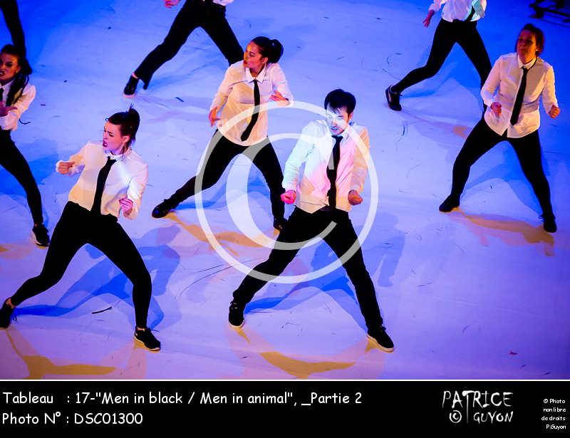 _Partie 2, 17--Men in black - Men in animal--DSC01300