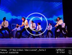 _Partie 2, 17--Men in black - Men in animal--DSC02730