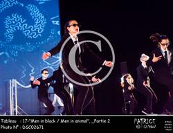 _Partie 2, 17--Men in black - Men in animal--DSC02671