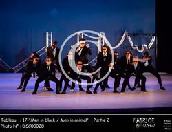 _Partie 2, 17--Men in black - Men in animal--DSC00028