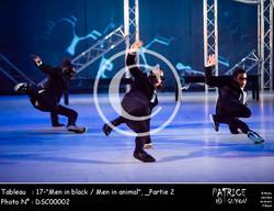 _Partie 2, 17--Men in black - Men in animal--DSC00002