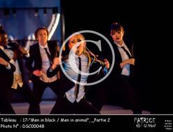 _Partie 2, 17--Men in black - Men in animal--DSC00048