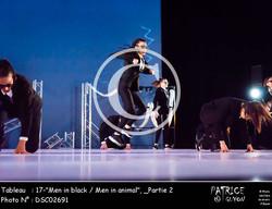 _Partie 2, 17--Men in black - Men in animal--DSC02691