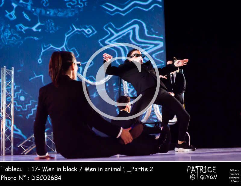 _Partie 2, 17--Men in black - Men in animal--DSC02684