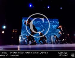 _Partie 2, 17--Men in black - Men in animal--DSC02665