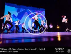 _Partie 2, 17--Men in black - Men in animal--DSC02733
