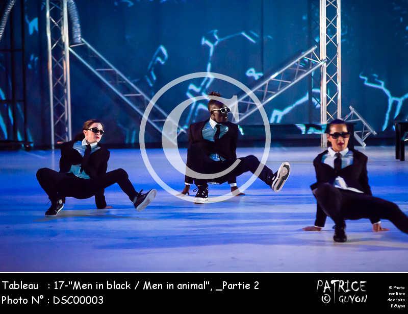 _Partie 2, 17--Men in black - Men in animal--DSC00003